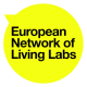 Logo European Network of Living Labs (ENOLL)